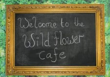 welcome tot he wildflower cafe wexford