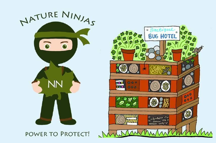 Nature Ninjas Beechdale Garden Centre