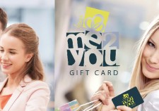 From Me 2 You Gift Card Ireland
