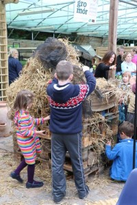 The Nature Ninjas Insect Hotel