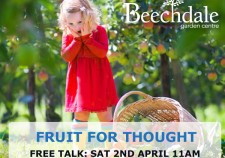 how to grow fruit free gardening class at Beechdale Garden Centre Wexford