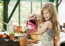 kids-gardening fun at Beechdale Garden Centre