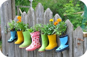 great upcyling ideas from themicrogardener